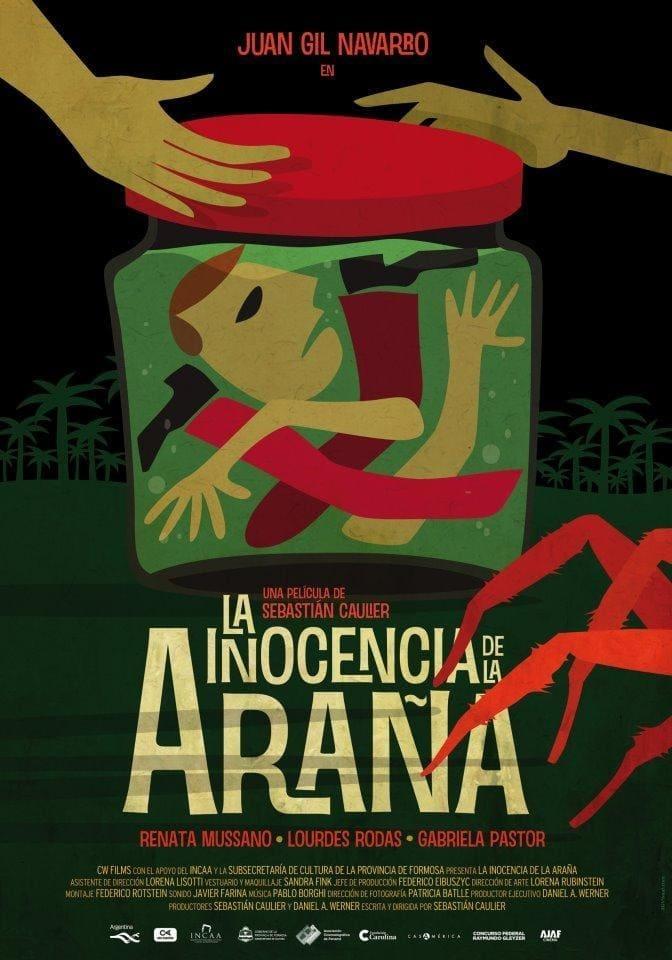 La inocencia de la araña (2012)