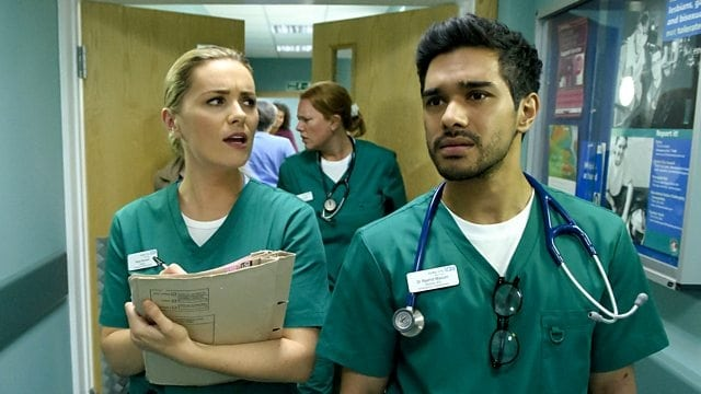 Casualty Season 32 :Episode 12  Episode 12