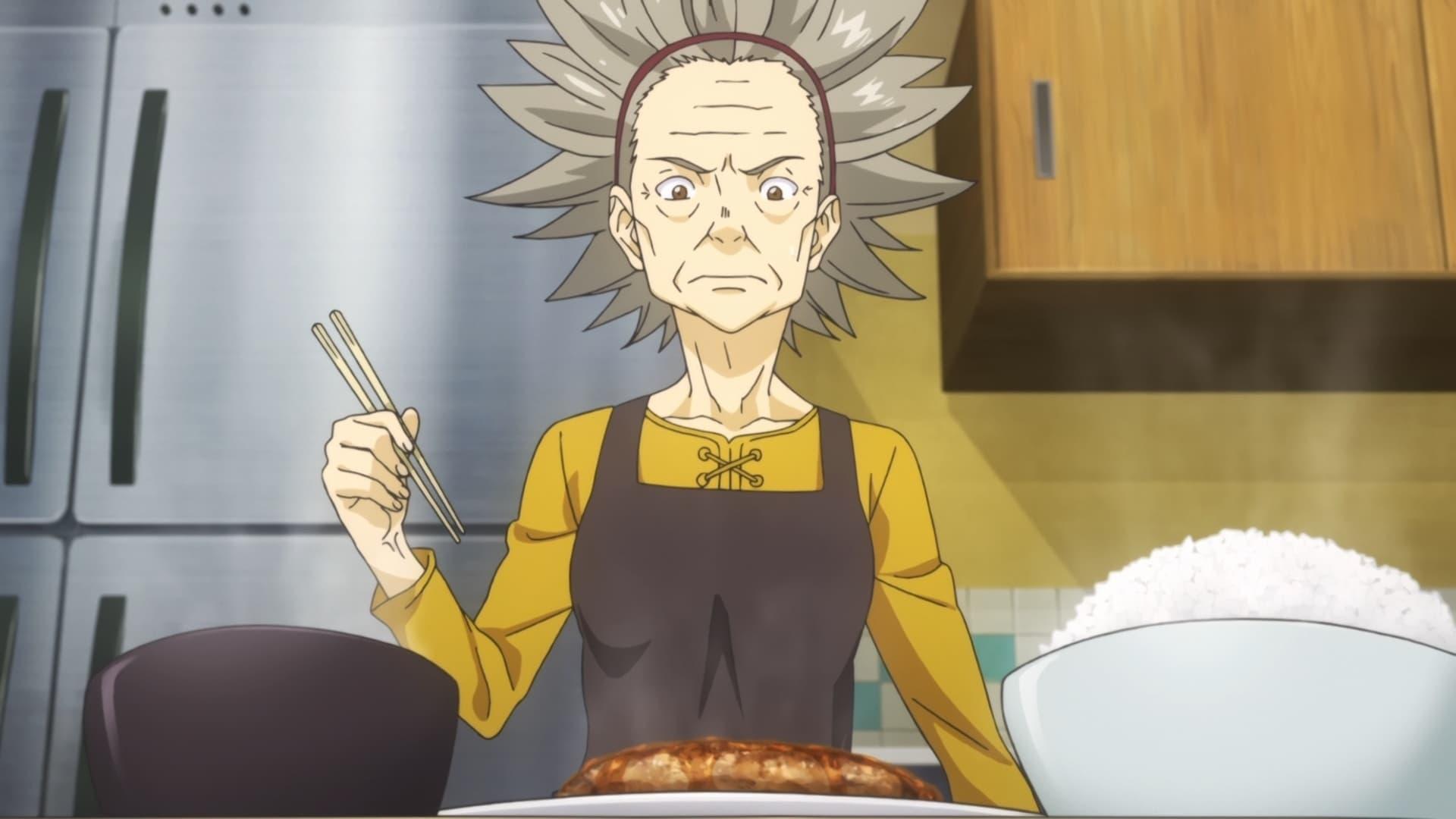 Food Wars! Season 1 :Episode 4  Sacred Mother of Kyokusei