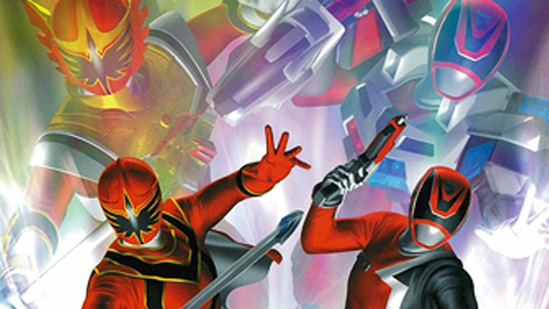 Mahou Sentai Magiranger vs. Dekaranger (2006) - Backdrops ...