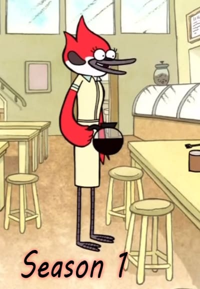 Regular Show 1º Temporada (2010) Blu-Ray 720p Download Torrent Dub e Leg