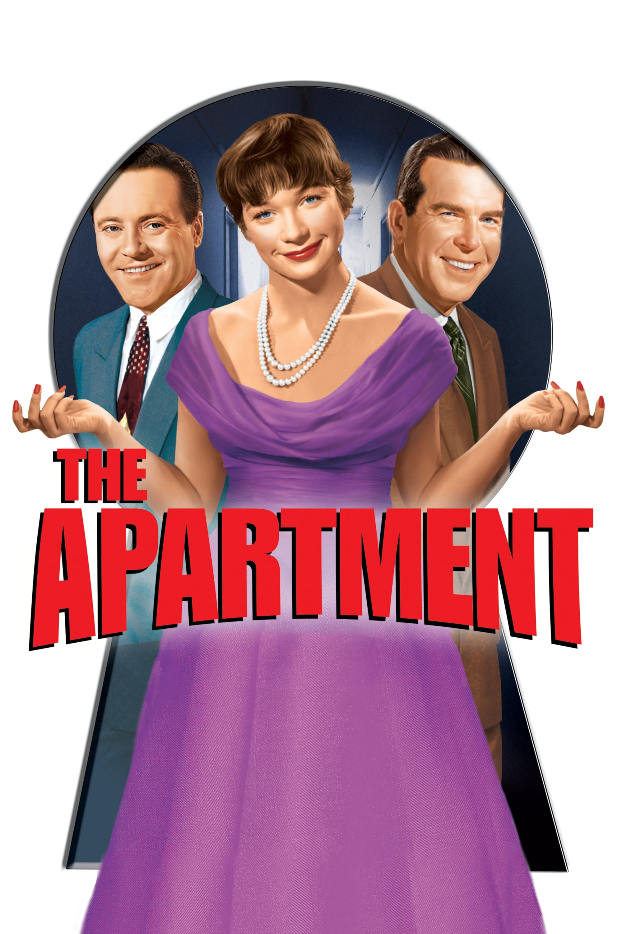 The Apartment (1960) - Posters — The Movie Database (TMDb)
