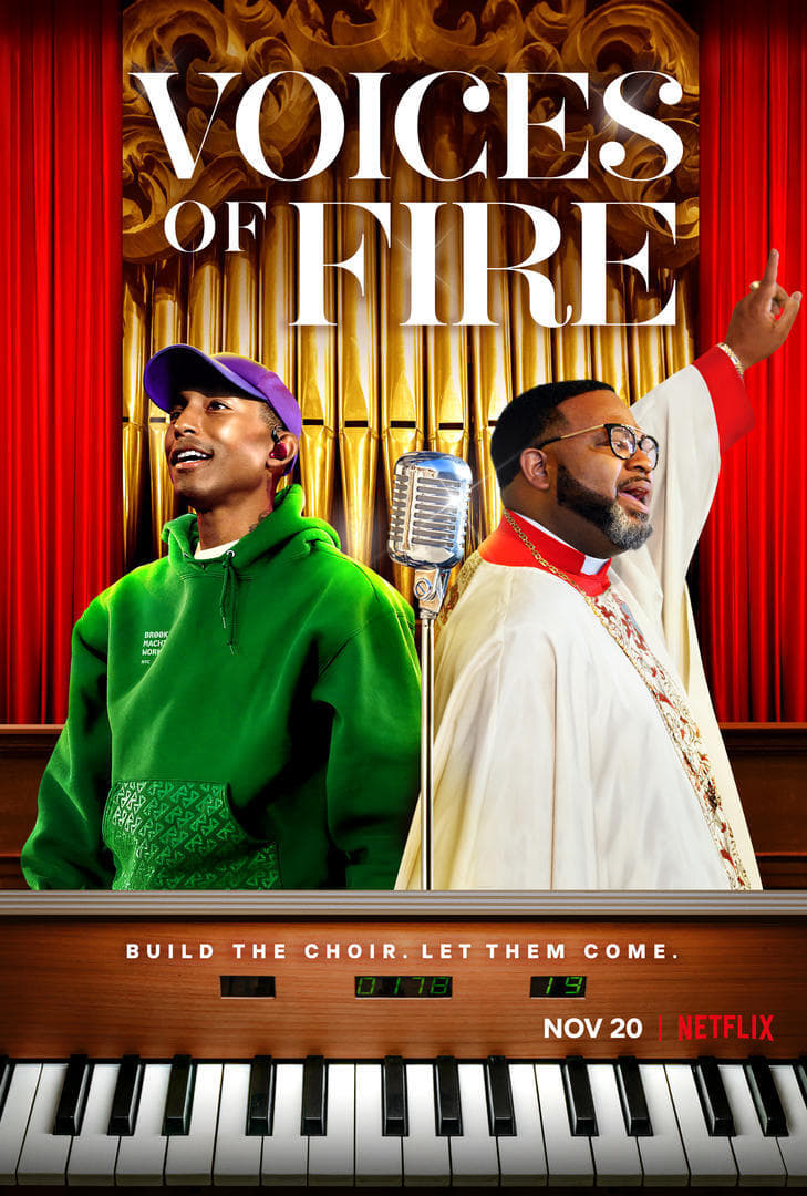 Voices of Fire TV Shows About Church