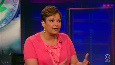 The Daily Show with Trevor Noah Season 16 :Episode 68  Lisa P. Jackson