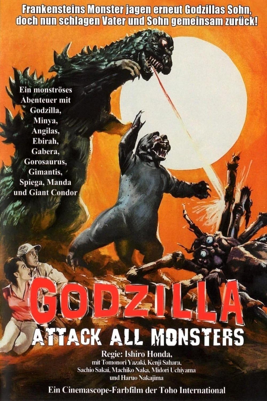Godzilla Filme Deutsch