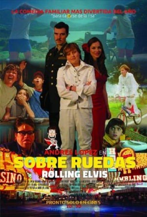 Ver Sobre ruedas – Rolling Elvis Online HD Español (2015)