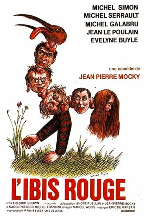 L'ibis rouge streaming