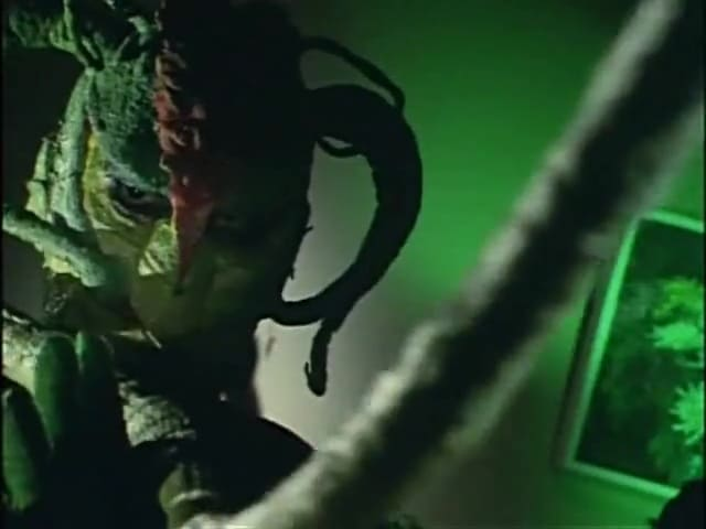 Kamen Rider Season 1 :Episode 4  Cannibalism, Sarracenian