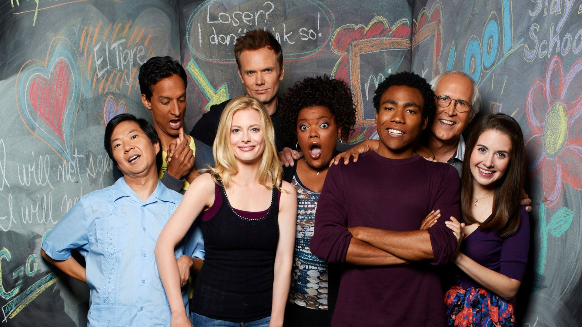 Yahoo saves 'Community' for sixth season