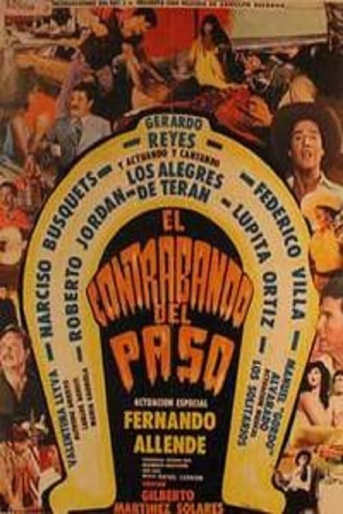 Ver El contrabando del paso Online HD Español (1980)
