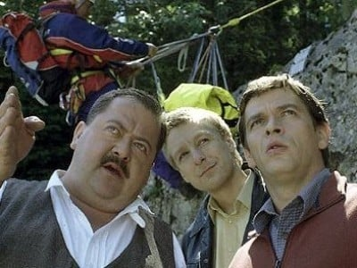 Die Rosenheim-Cops Season 5 :Episode 1  Freier Fall