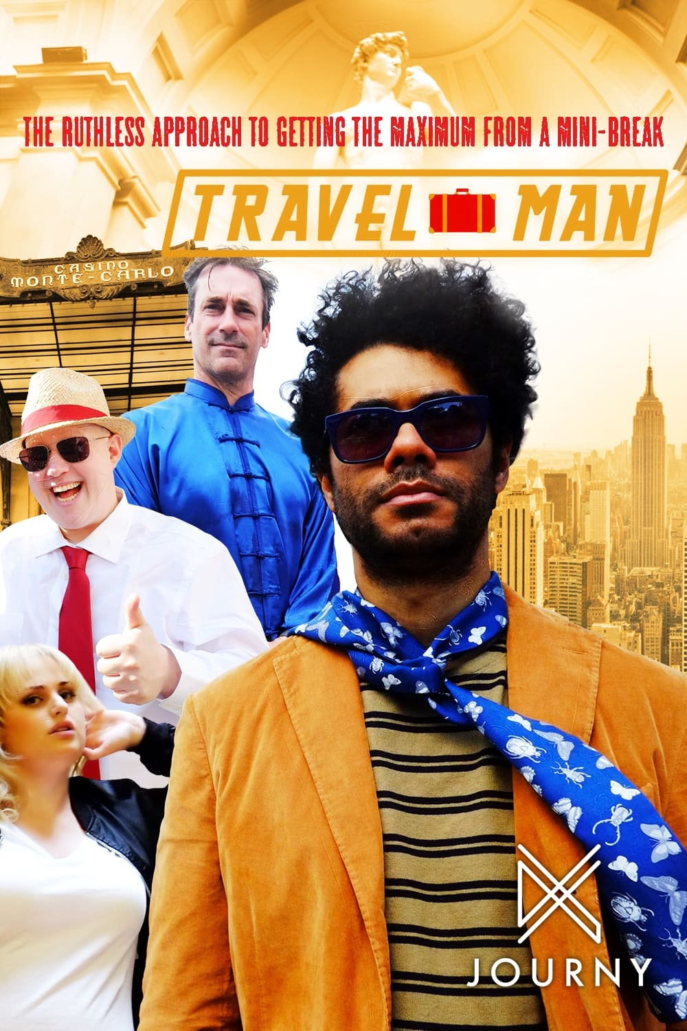 Travel Man: 48 Hours in...