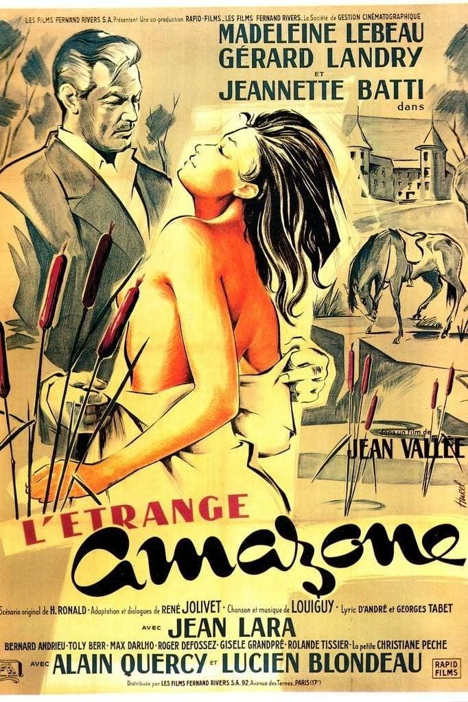 L'étrange amazone (1953)