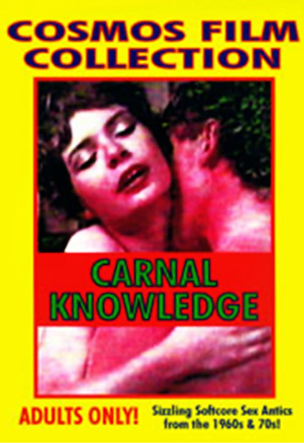Ver Carnal Knowledge Online HD Español (1970)