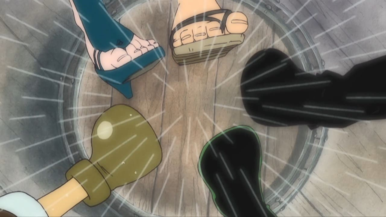 One Piece Season 1 :Episode 53  The Legend Has Started! Head for the Grand Line!