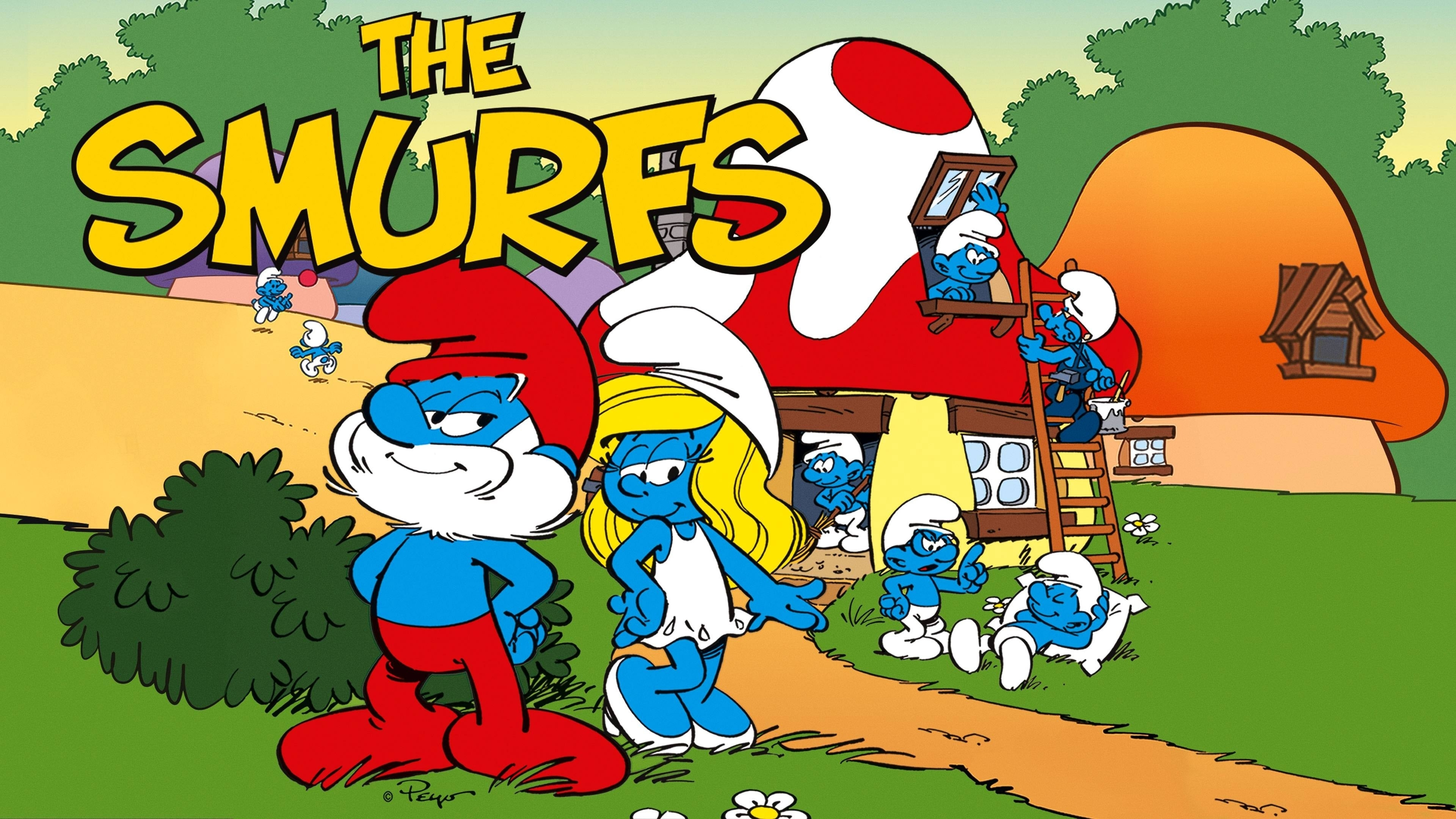 The Smurfs - Season 0 Episode 4 : The Smurfic Games