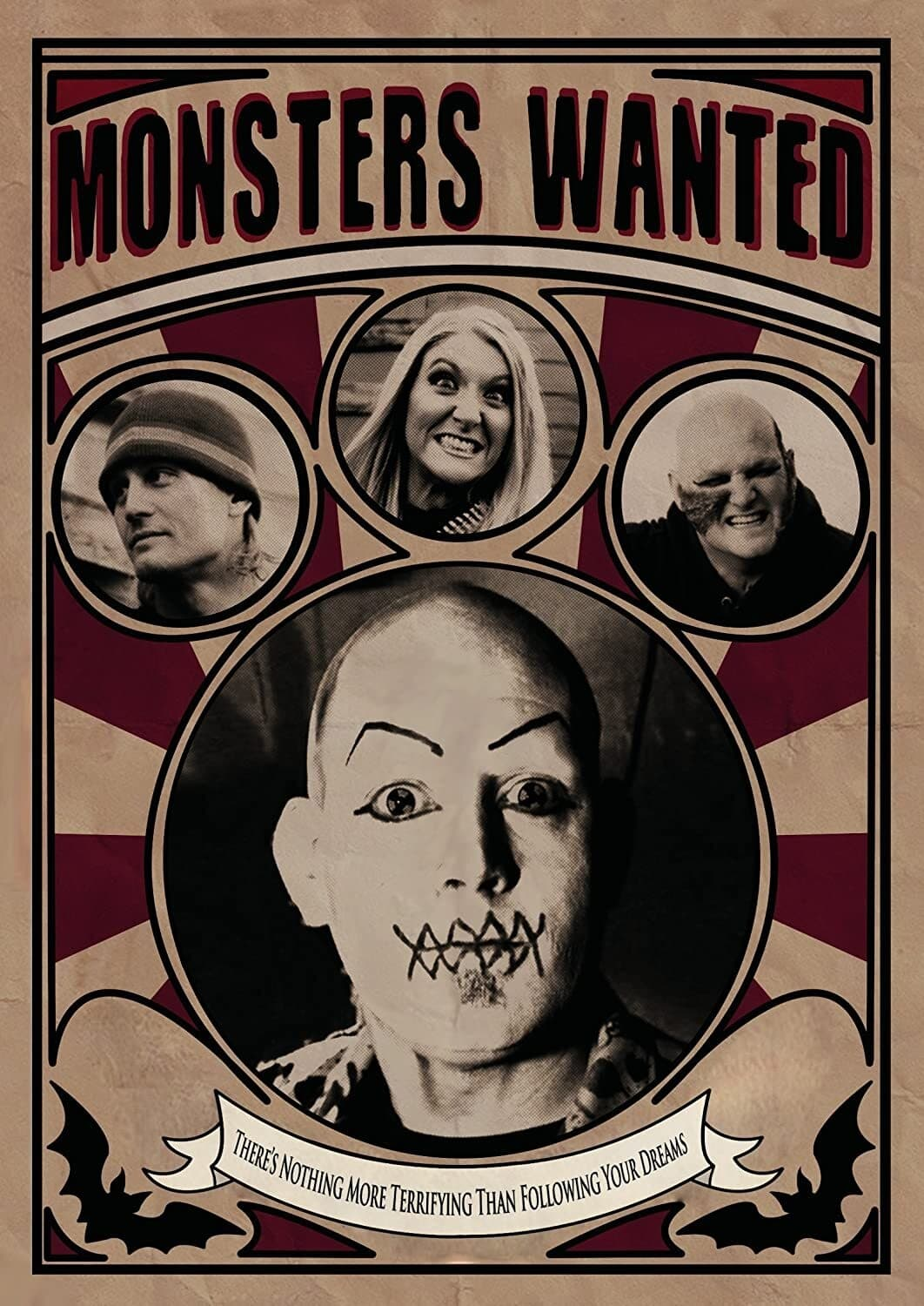 Monsters Wanted on FREECABLE TV
