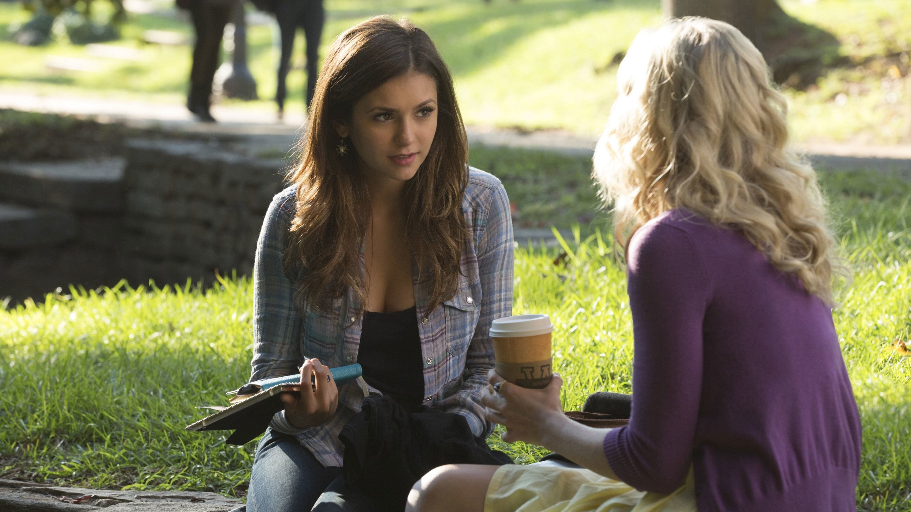 The Vampire Diaries - Season 6 Episode 7 : Do You Remember the First Time? (1970)