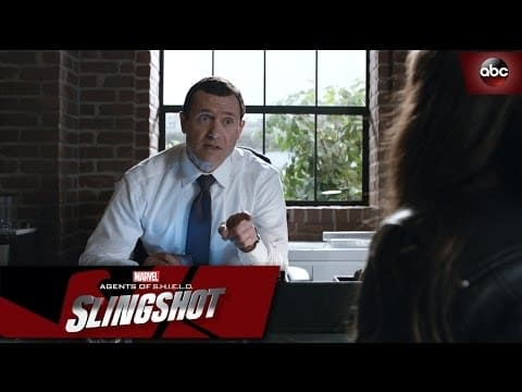 Marvel's Agents of S.H.I.E.L.D. Season 0 :Episode 9  Slingshot: John Hancock