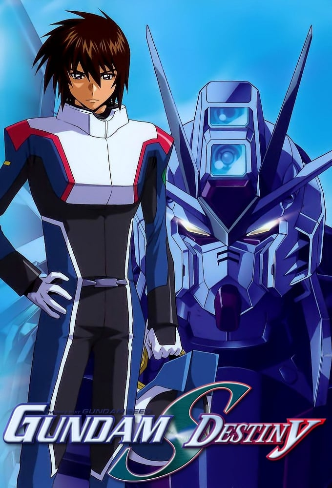 Mobile Suit Gundam Seed Destiny (2004)