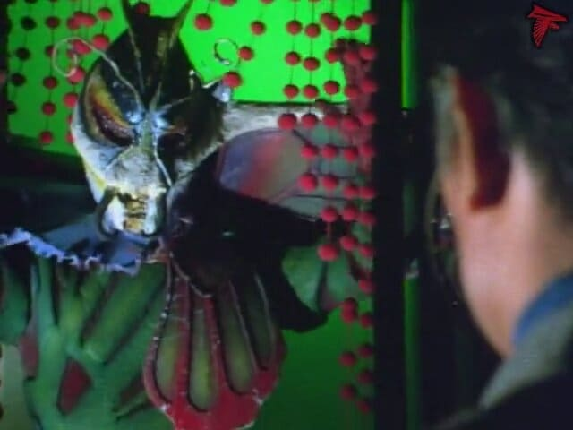 Kamen Rider Season 1 :Episode 56  Amazon's Poison Butterfly Gireera