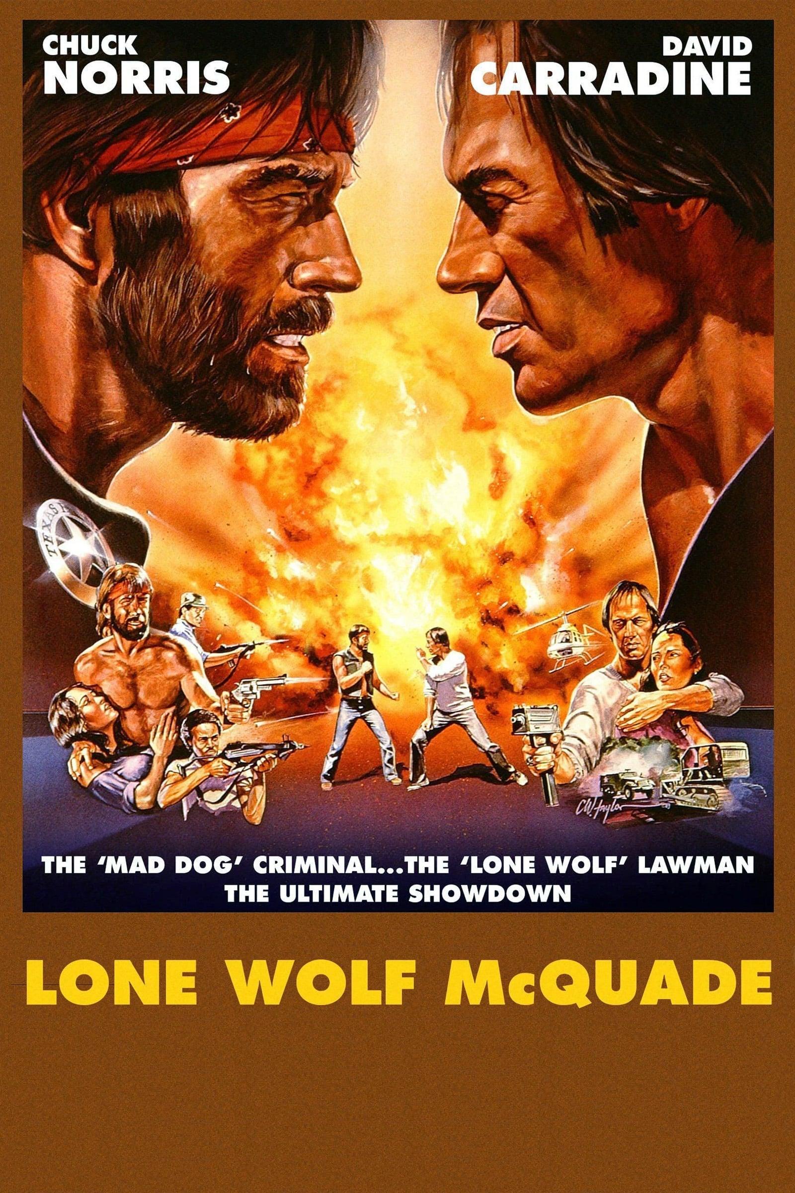 Lone Wolf McQuade