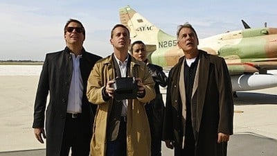 NCIS Season 7 :Episode 11  Ignition
