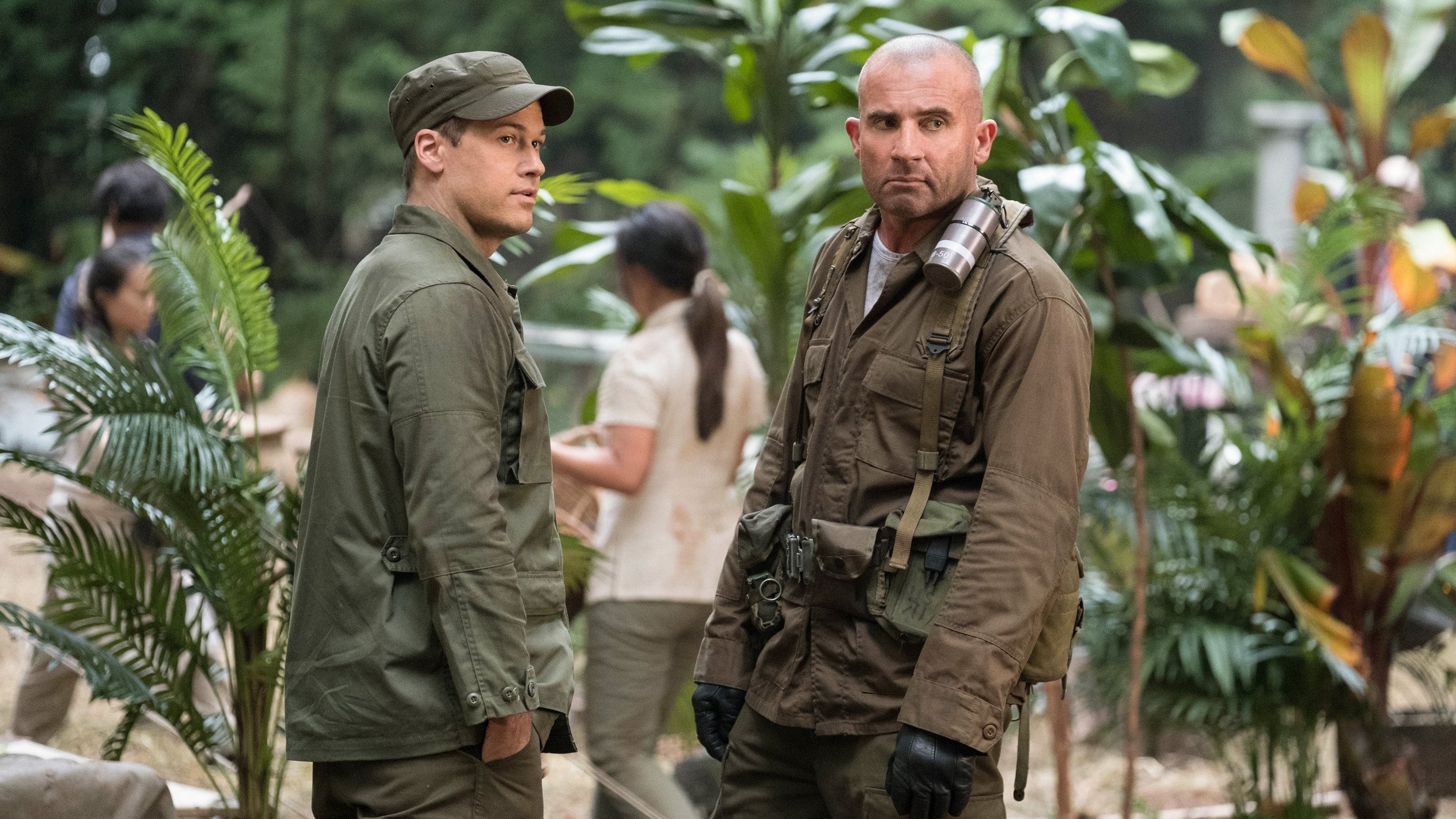 DC's Legends of Tomorrow Season 3 :Episode 7  Welcome to the Jungle