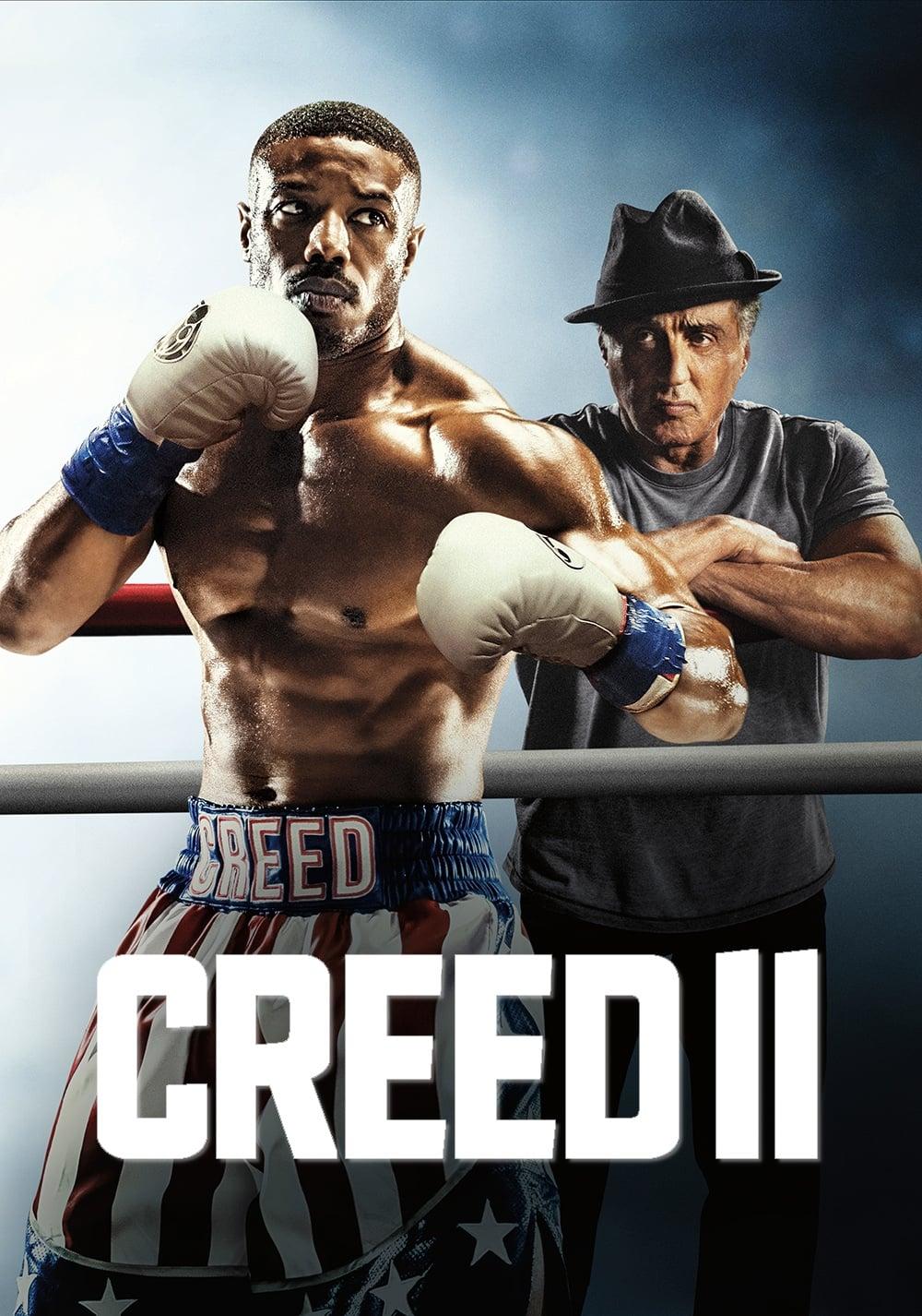 Imagen Creed II: Defendiendo el Legado