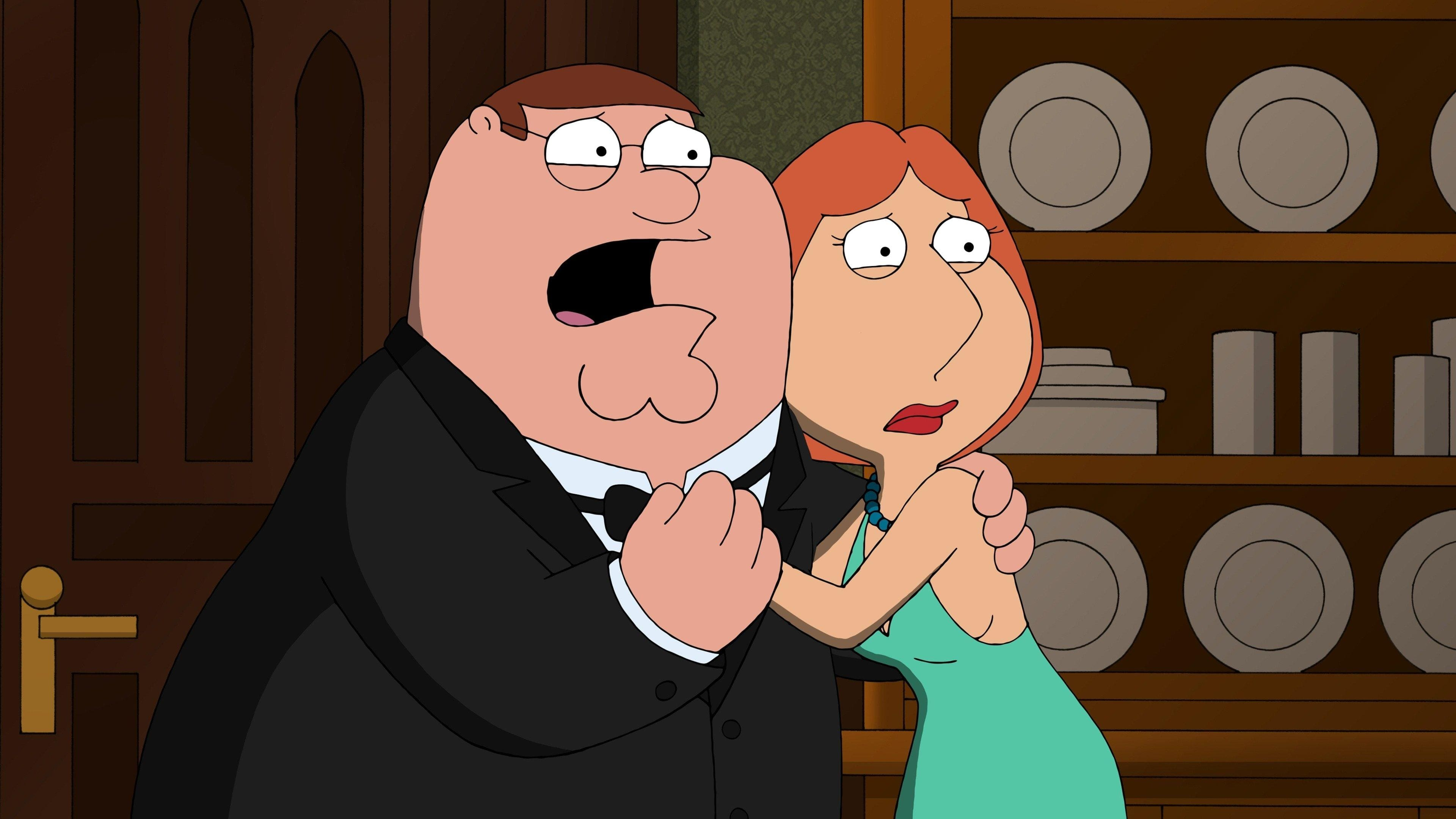 Family Guy Season 9 :Episode 1  And Then There Were Fewer