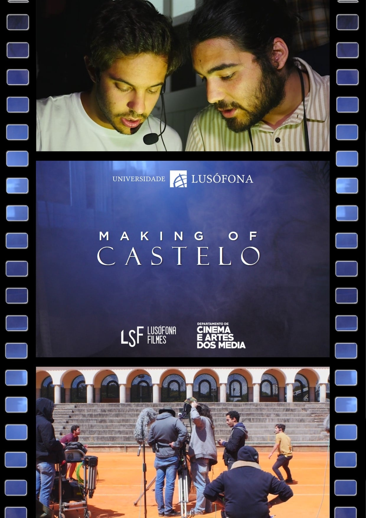 Making Of Castelo