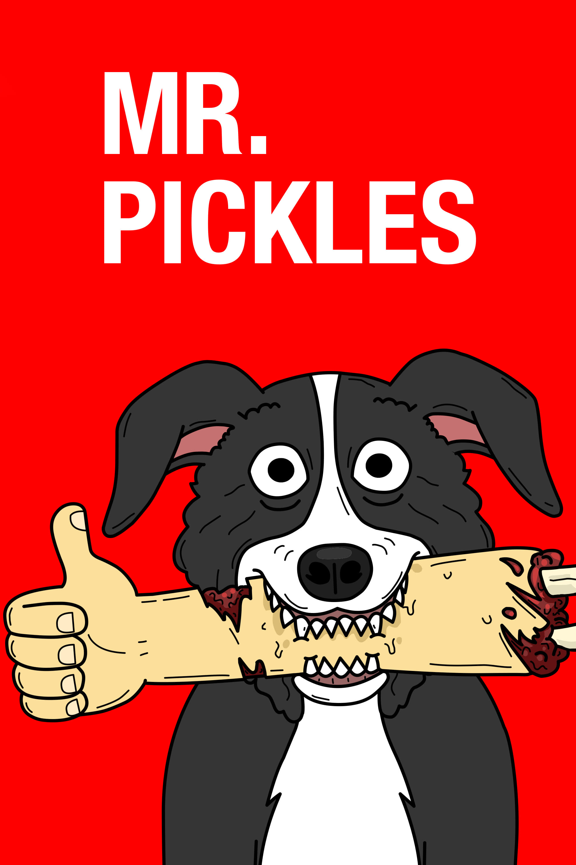 Mr. Pickles TV Shows About Gore
