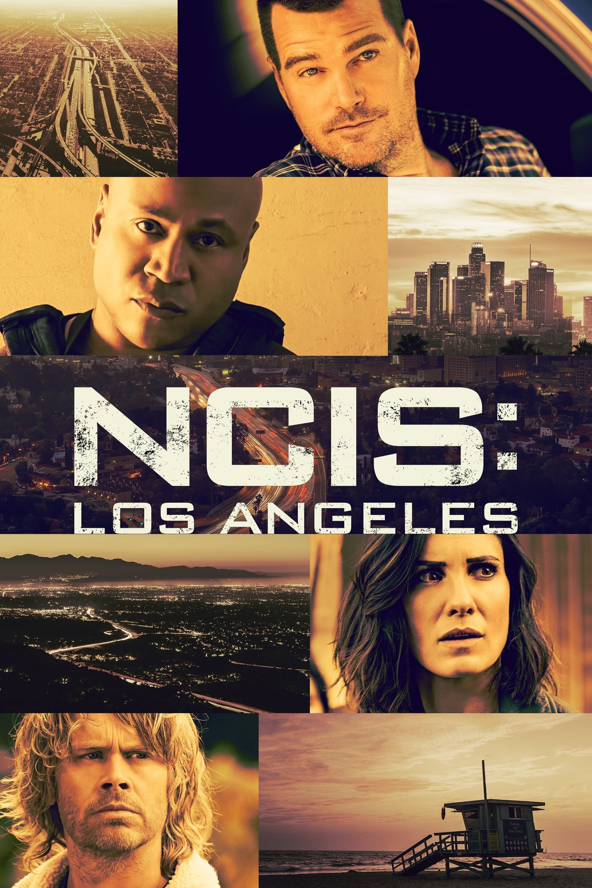 NCIS: Los Angeles TV Shows About Crime Investigation