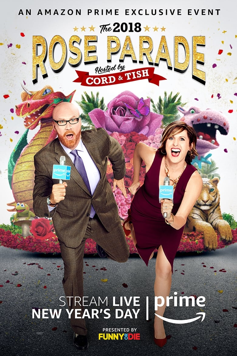 Ver The 2018 Rose Parade Hosted by Cord & Tish Online HD Español ()