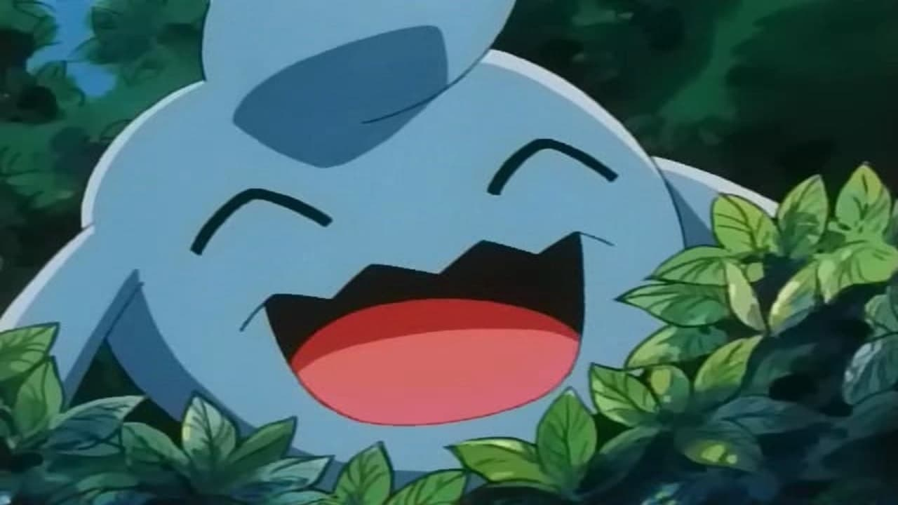 Pokémon Season 5 :Episode 46  Why? Wynaut!