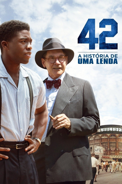 42 – A História de Uma Lenda Dublado