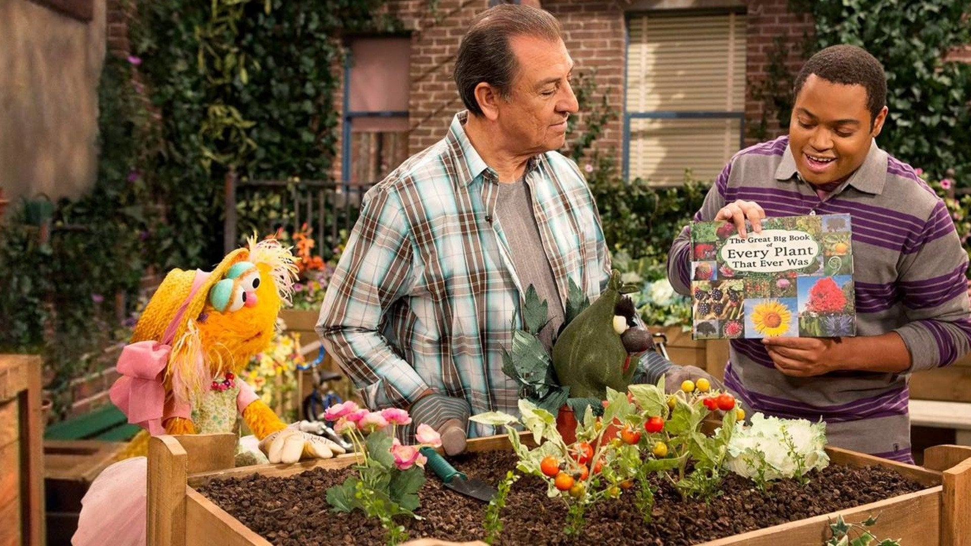 Sesame Street Season 44 :Episode 26  Every Plant That Ever Was