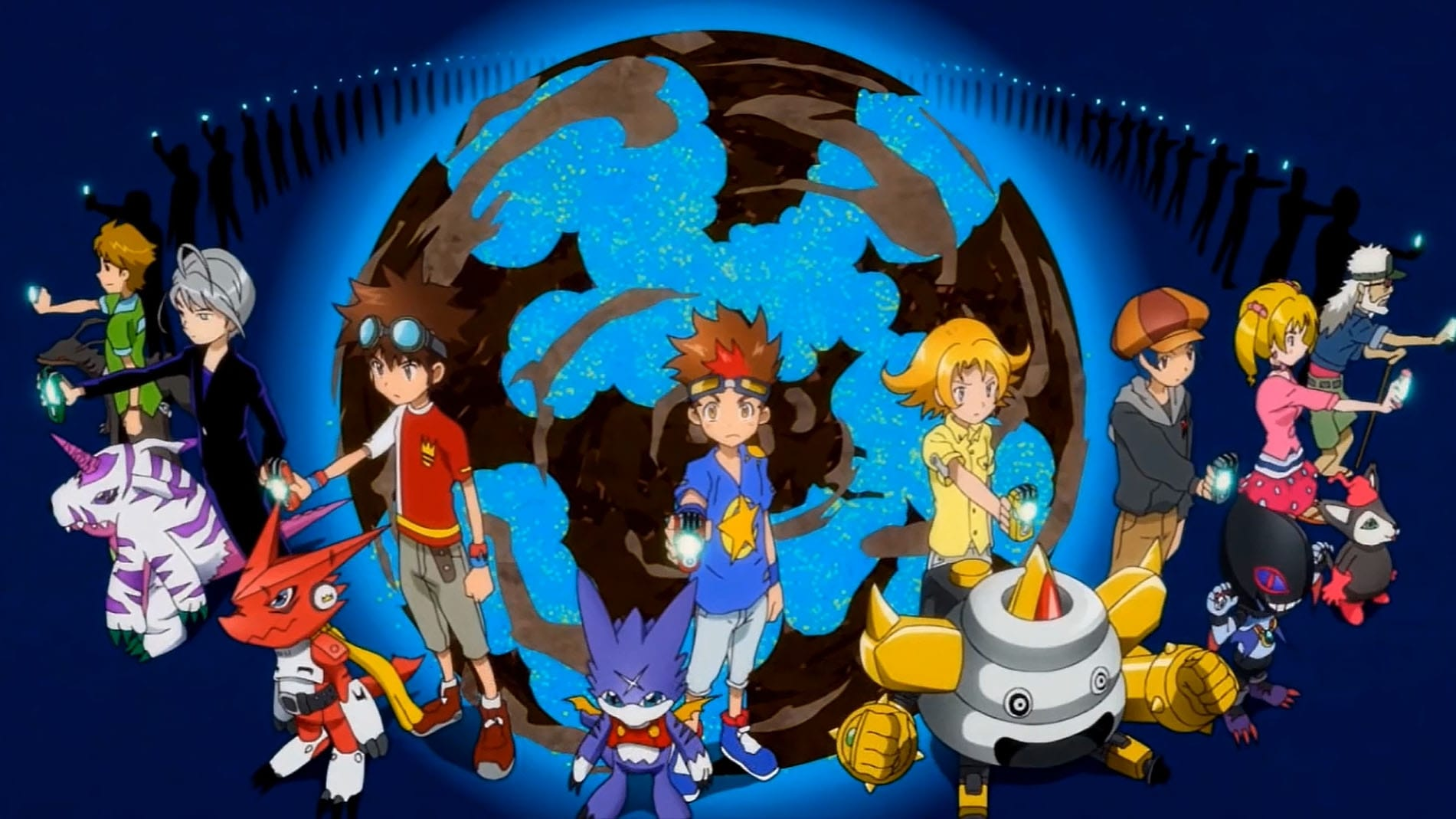Digimon Deutsch Stream