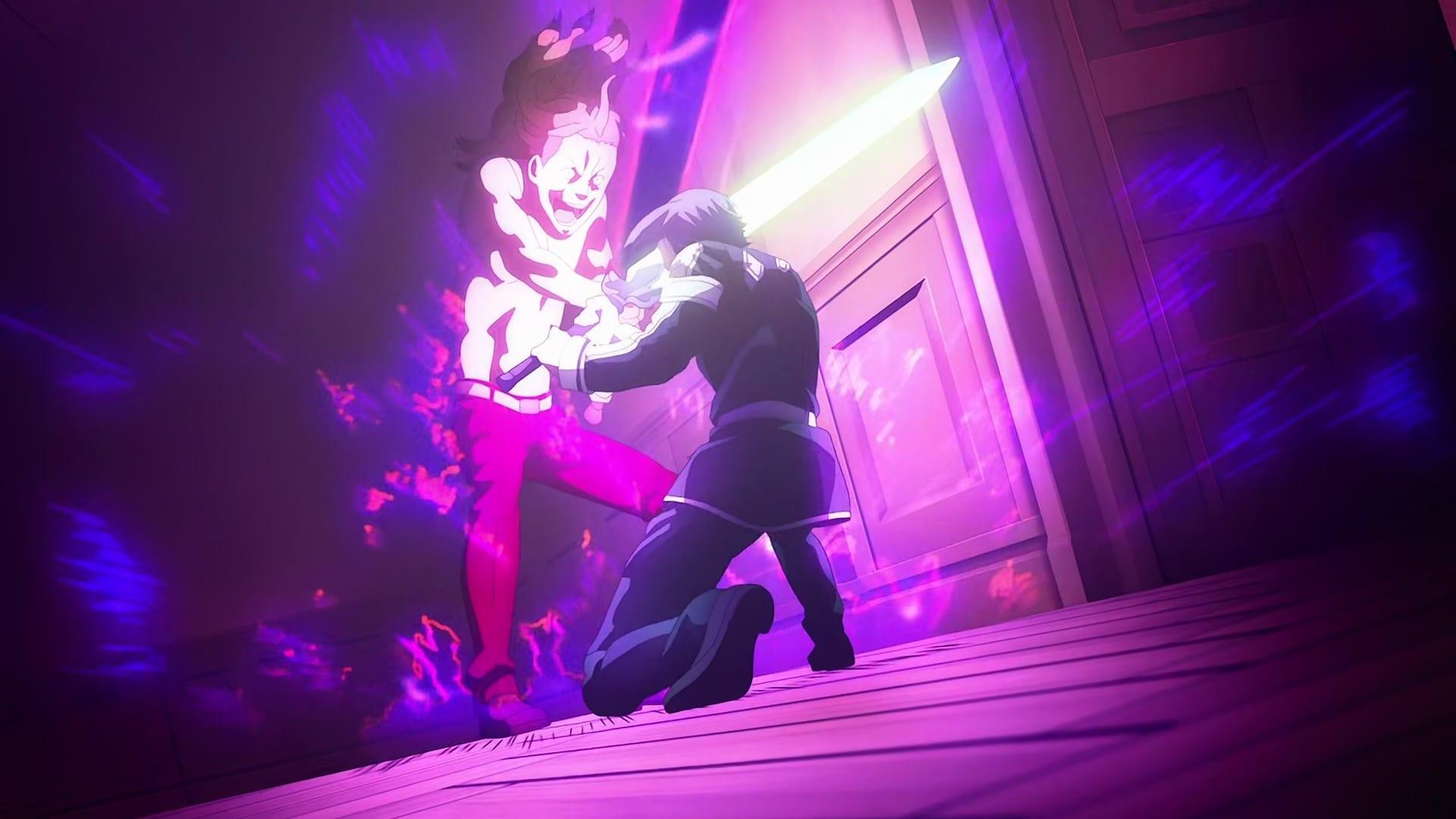 Sword Art Online Season 3 :Episode 10  Taboo Index