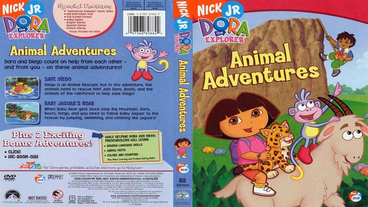 Dora the Explorer Season 0 :Episode 31  Animal Adventures