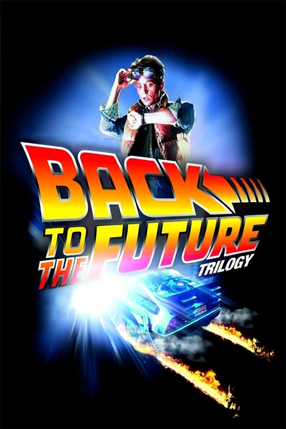 Back to the Future Collection - Posters — The Movie Database (TMDb)