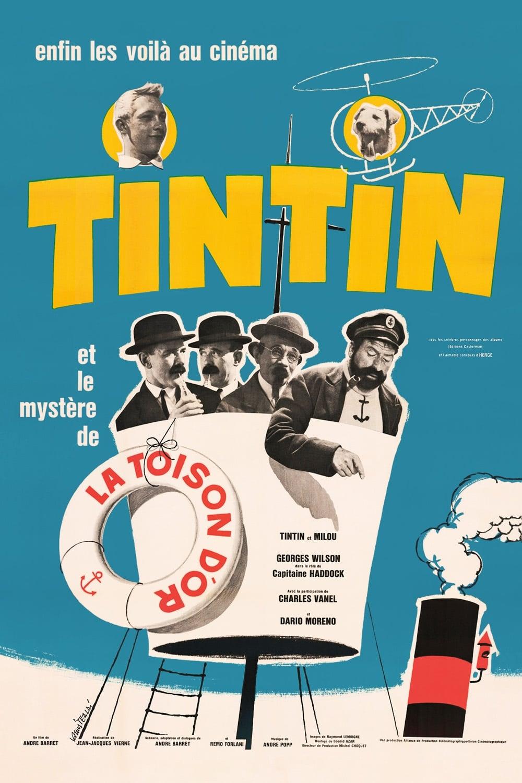 Tintin et le Mystère de la Toison d'or streaming sur libertyvf