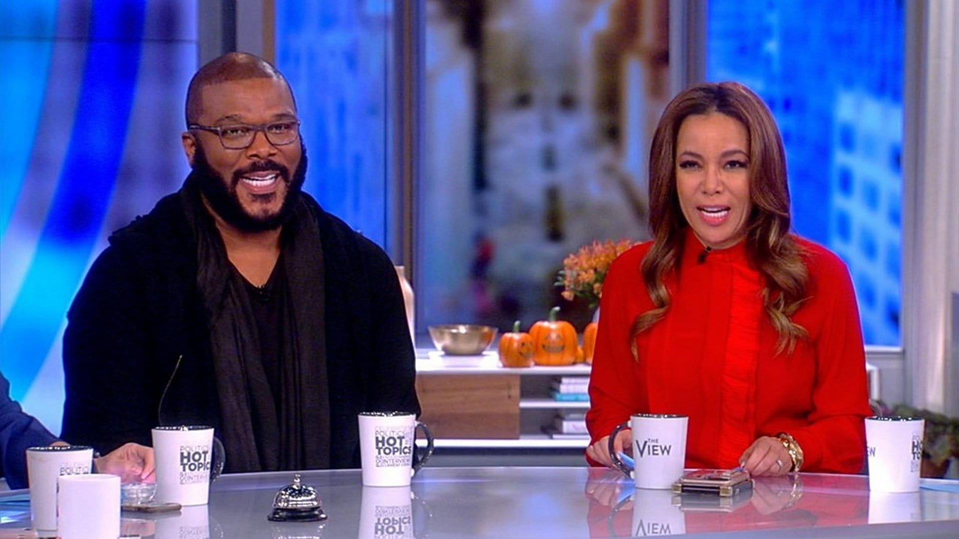 The View Season 22 :Episode 40  Tyler Perry and Stacey Abrams