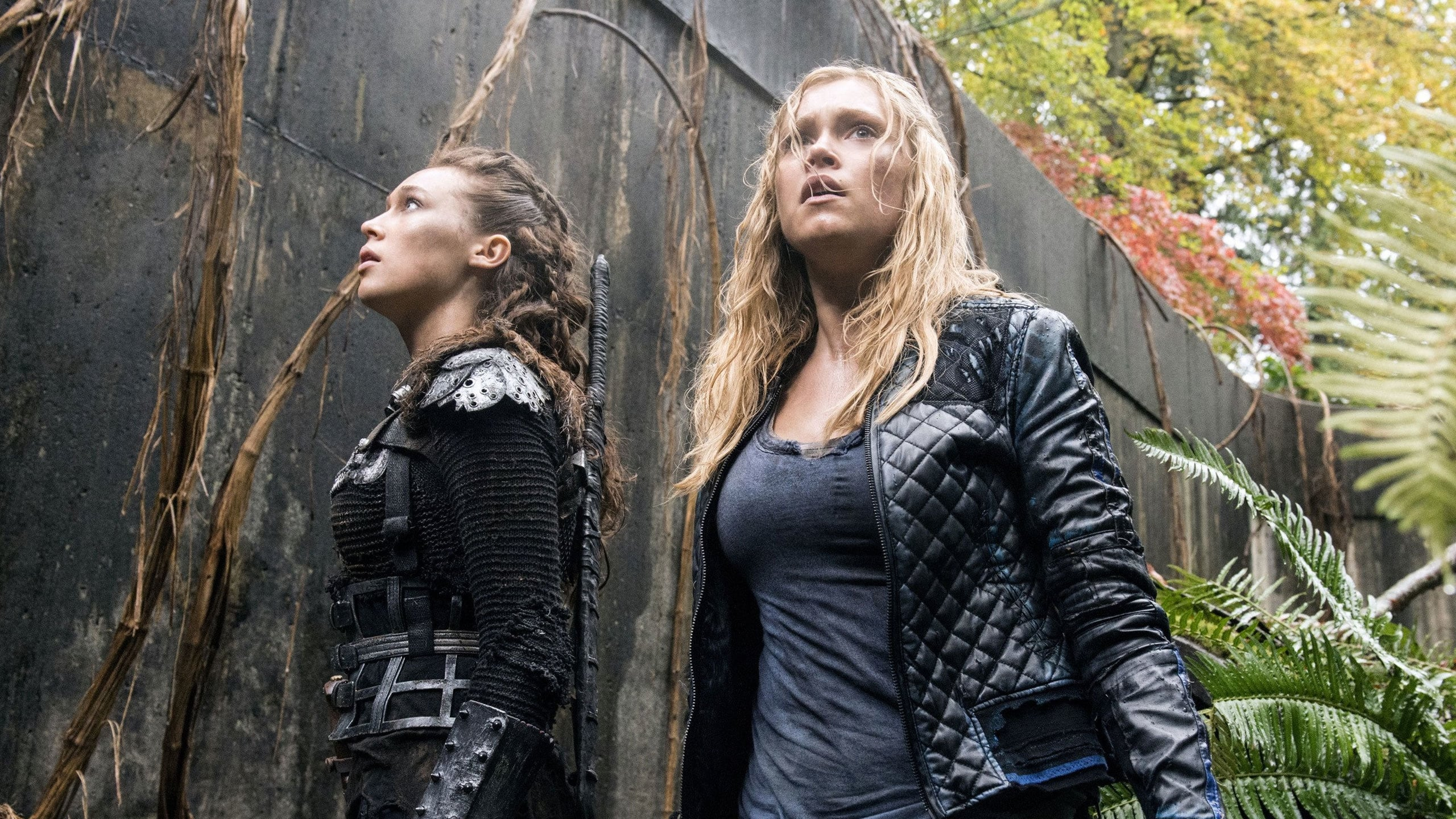 The 100 Season 2 :Episode 10  Monster