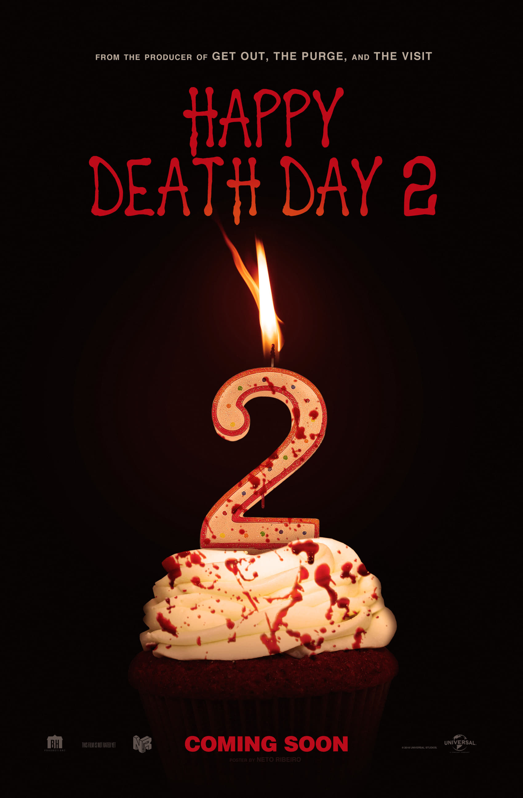 Poster and image movie Film Happy Death Day 2 - Happy Death Day 2 2019