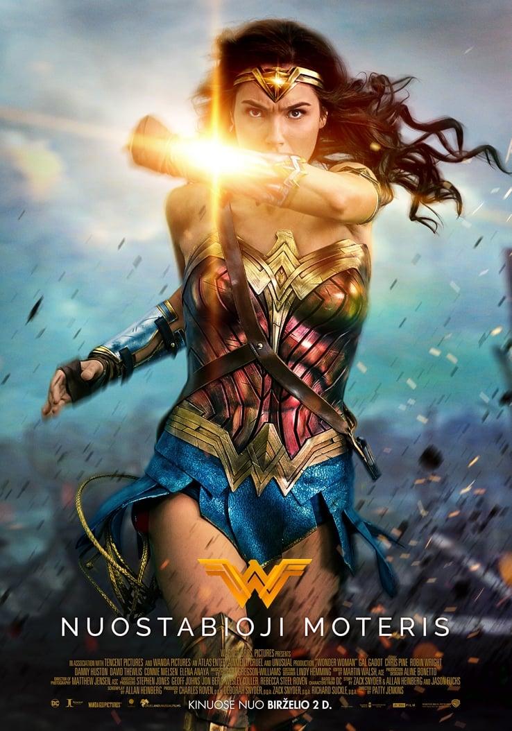 Nuostabioji moteris / Wonder Woman (2017)