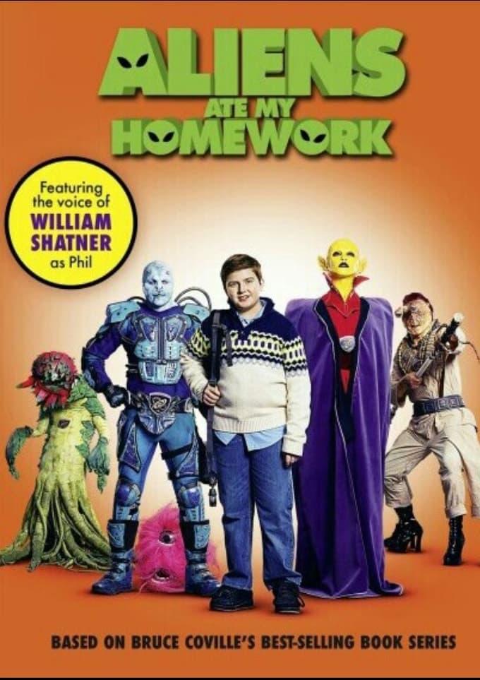 Ver Aliens Ate My Homework Online HD Español (2018)