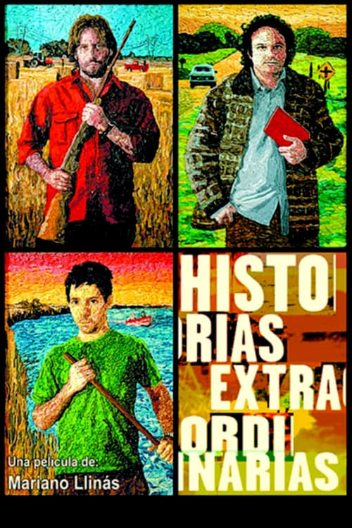 Extraordinary Stories (2008)