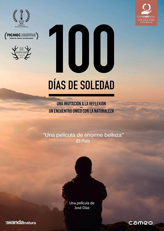 Póster 100 d�as de soledad