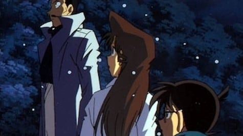 Case Closed Season 1 :Episode 261  The Fearful Legend of the Snowy Night (1)